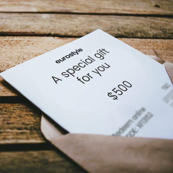 Image displaying giftcard